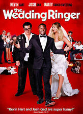 The Wedding Ringer (DVD, 2015) Kevin Hart Kaley Cuoco-sweeting
