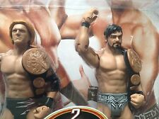 WWE Mattel Heath Slater And Justin Gabriel 2pk
