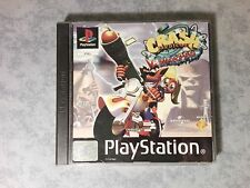 CRASH BANDICOOT 3 WARPED PRIMA STAMPA BLACK LABEL PS1 PS2 PS3 PLAYSTATION 1 ITA