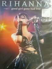 Rihanna - Good girl gone bad live DVD (brand new)