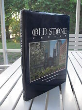 OLD STONE CHURCH BY JEANETTE E. TUVE 1994 SIGNED