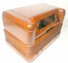 vintage PHILCO  42-350 RADIO part: WOOD SHELL  in very nice shape - 18 X 11 X11