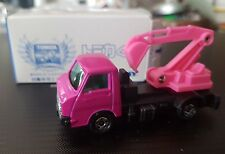 Tomica Isuzu Elf FFF Mypack Backhoe from Lucky Draw set from 2000