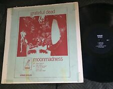 The Grateful Dead LP not TMOQ Live Moonmadness on Wizardo/Worlds rare