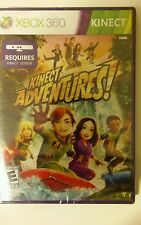 X box 360 KINECT ADVENTURES Game f