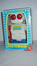 VINTAGE BATTERY OPERATED MYROBO ROBOT JAPAN W/BOX