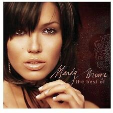 "Mandy Moore ""The Best of Mandy Moore"" CD/DVD! ONLY NEW COPY ON eBAY!"