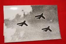 AVIATION AVION ESCADRILLE DE MIG CHINOIS EN VOL  PHOTO DE PRESSE  1965 MD262