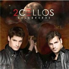 2CELLOS CELLOVERSE CD NEW