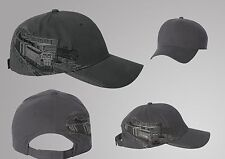 DRI DUCK - Railroad Industry Cap - 3331 Men's Hat Embroidery Image One Size