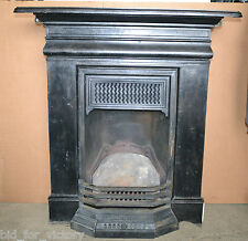 Small Cast Iron Fire Place Fireplace Mantel Surround Fireplace Coal Grate