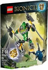 Lego Bionicle Lewa Master of Jungle 70784 Posable Robot BNIB FREE POSTAGE