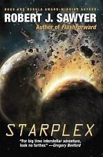 Starplex, Sawyer, Robert J, New Books