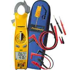 Fieldpiece SC620 400A Loaded Clamp Meter - Swivel Head