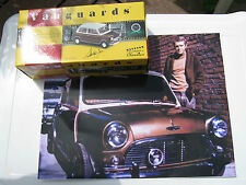 VANGAURDS VA02533 STEVE McQUEEN MINI COOPER FROM 2009 NO 1828 OF 2200 ISSUED.