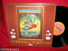 Goddess of fortune GEORGE HARRISON (THE BEATLES) LP 1973 ITALY EX+