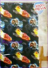 DISNEY PEVA VINYL BATH SHOWER CURTAIN PIXAR CARS LIGHTNING MCQUEEN KIDS BOYS