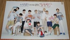 EXO EXO-K EXO-M IVYclub IVY CLUB 2014 SUMMER OFFICIAL PROMO POSTER NEW