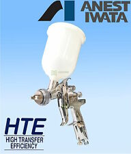 IWATA AZ3 HTE2 1.8mm TIP NEW ACRYLIC GRAVITY ANEST AIR SPRAY GUN PRIMER AUTO