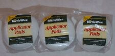 LOT 6 TURTLE WAX APPLICATOR PADS SPONGES CAR WASH DETAILING NIP
