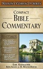 Nelson's Compact Series : Compact Bible Commentary (2004, Paperback)
