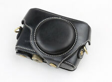 PU Leather Hard Camera Case Custom Design For Sony Cyber-Shot RX100 III