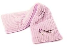 Intelex Warmies Lavender Lilac Spa Therapy Hot Pak Microwavable Neck Wrap Gift