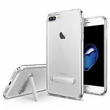 Apple iPhone 7 Plus Case Stand Cover Premium Crystal Bumper Protector Slim Fit