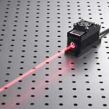 300mW 635nm Laser Dot Module + TTL/Analog 0-30KHZ + TEC Cooling + 85-265V