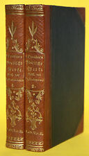 ALEXANDER PUSCHKIN`S POETISCHE WERKE,RUSSISCHE LITERATUR,2 BÄNDE,1854