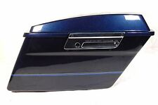 Right Saddlebag Assembly with Lid Luxury Blue 90900-03XY NEW #1718