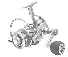 "Van Staal ""NEW"" VR150 Bailed Series Spinning Reel w/ FREE 300yd spool of BRAID"