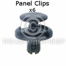 Panel Clip Suzuki Vitara/Swift  Pack of 6 Part 11782su Enclosed in Plastic Bag