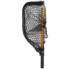 Frabill Power Stow Collapsible Fishing Landing Net - Size 14x18 Extends to 39 in