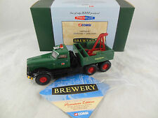 Corgi 55608 Diamond T Wrecker   -   Watneys Premium Edition Brewery
