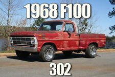 1968 Ford F-100 2 Door