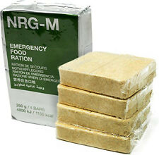 24H Emergency Food Ration MRE NRG-M 250g Prepper Survival Outdoor 1 day