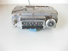 1964 OLDSMOBILE AM RADIO DELTA 88 98 STARFIRE #982249 MAYBE 1965 1963 OTHERS 60S