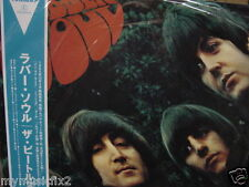 THE BEATLES Rubber Soul Rare Limited OBI TOSHIBA/EMI JAPAN PRESSED 2003 LP