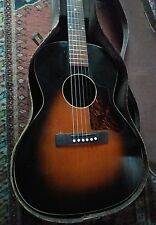 Vintage Gibson Kalamazoo players guitar original case