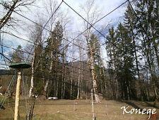 Volieren Netz 4m x 10m Vogelschutznetz  MW 10cm Volierennetz  Auch Sondergrößen