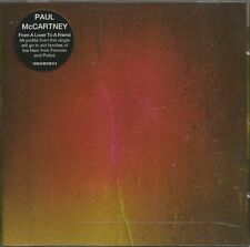 Paul McCartney - From A Lover To A Friend 2001 CD single