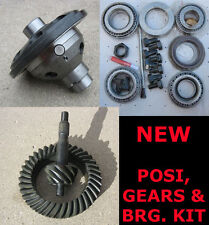 "8"" Ford Trac-Lock Posi - Gear - Bearing Kit Package - 3.40 Ratio - 8 Inch NEW"