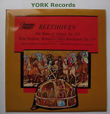 TV 34368S - BEETHOVEN - The Ruins Of Athens SCHONZELER Berlin SO - Ex LP Record