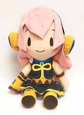 Sega Vocaloid Hatsune Miku Sitting Down Big Soft Luka 13'' Plush SG6844