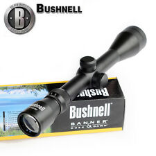Bushnell Banner Rifle Scope 3-9x40 Boat Reticle Hunting Sight Water Fog Tactical