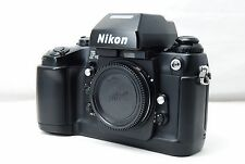 Nikon F4 35mm SLR Film Camera Body Only  SN2534757  **Excellent+**