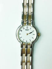 Seiko Quartz Stainless Steel Back No Jewels Unadjusted Ladies Watch (for parts)