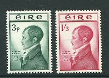 Ireland 1953 Scott 149-50 150 Robert Emmet MNH NH ** Mi 118-19 119