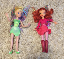 Disney Fairies Tinker Bell and the Lost Treasure Dolls- Tinkerbell and Oridessa